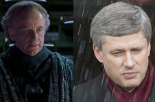emperor prime minister palpatine harper republic intergalactic senate canadian house of commons